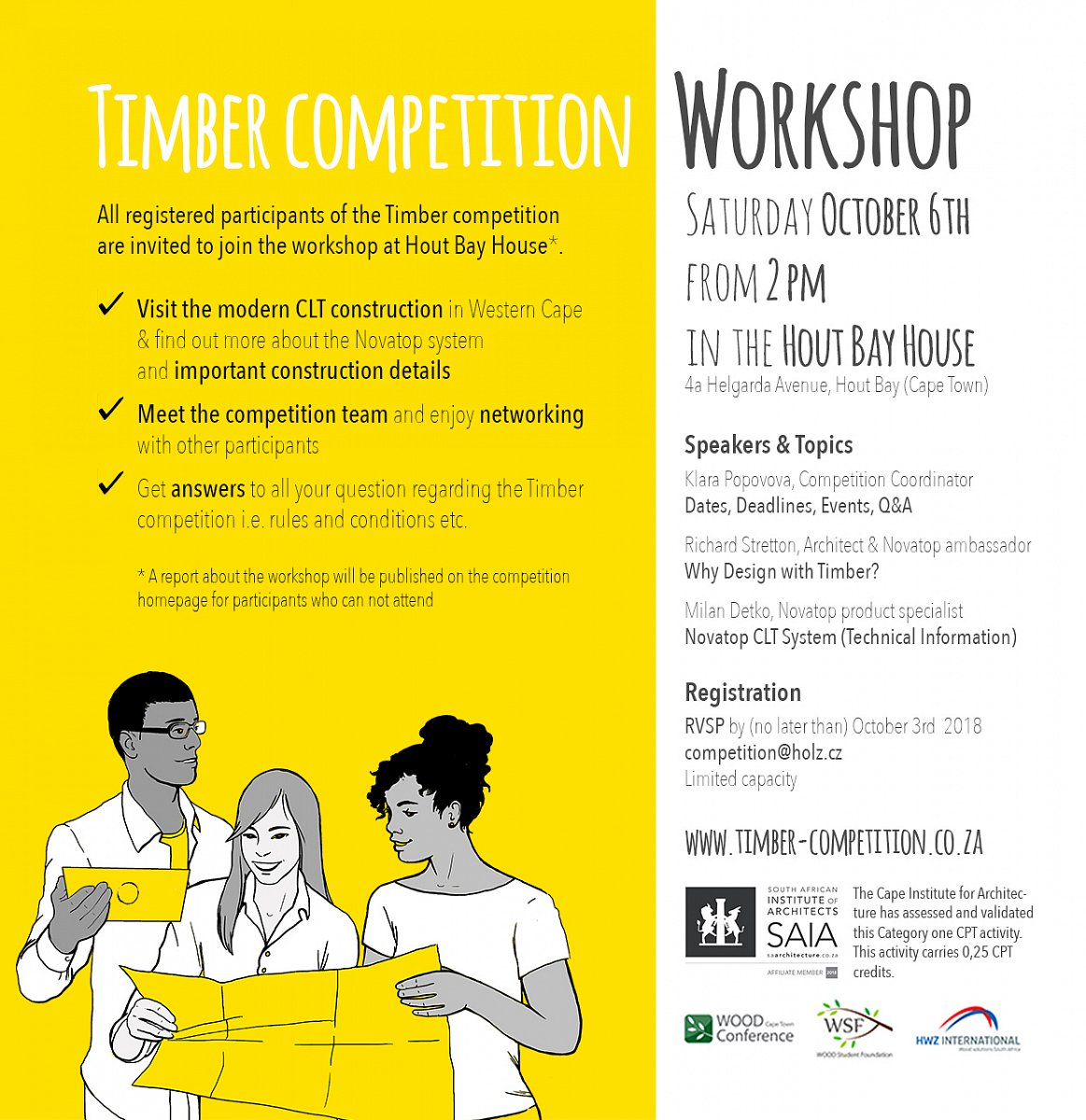 Timber Competition Workshop