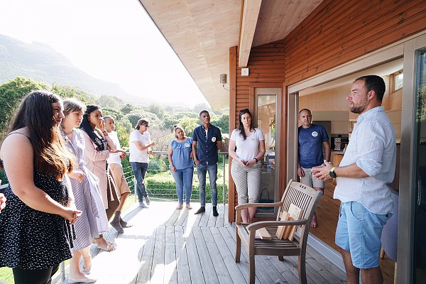 TC Opening workshop in the Hout Bay House