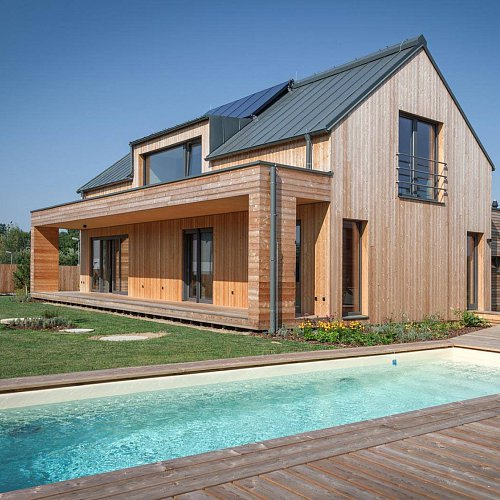 7 reasons why to build with timber in South Africa